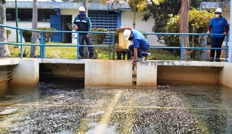 Diario Frontera, Frontera Digital,  AGUAS DE MÉRIDA, Regionales, ,Actual sequía obliga a ejecutar maniobras hidráulicas nocturnas en Mérida