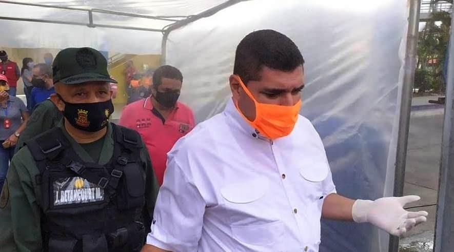 Diario Frontera, Frontera Digital,  TROMERCA, Regionales, ,Trolebús Mérida activó túneles de bioseguridad  para reforzar medidas contra la COVID-19