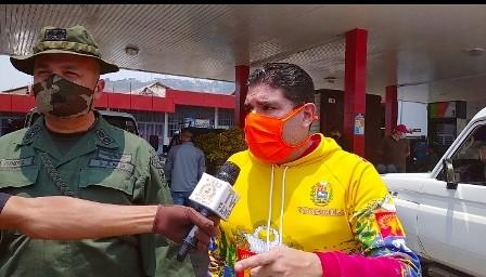 Diario Frontera, Frontera Digital,  COMBUSTIBLE EN MÉRIDA, Regionales, ,En Mérida está garantizado el combustible para los productores