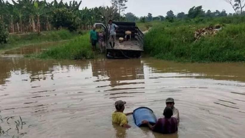 http://www.fronteradigital.com.ve/Desborde de río afecta a 135 familias entre Zulia y Mérida
