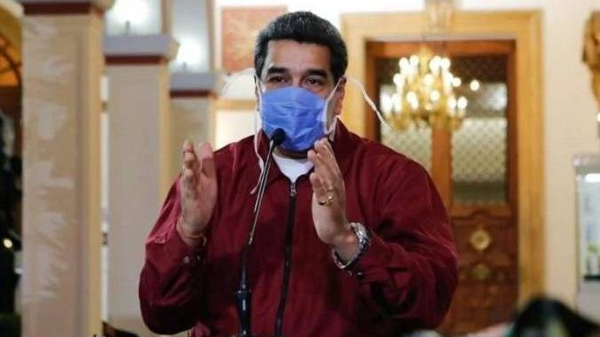 http://www.fronteradigital.com.ve/Maduro mandó a hospitalizar a todos los diagnosticados con COVID-19