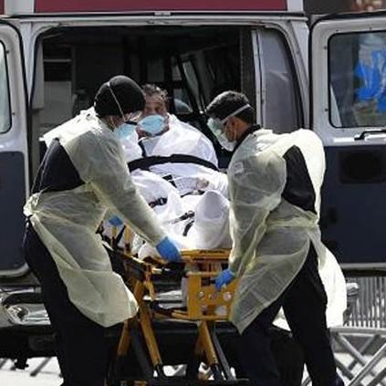 Diario Frontera, Frontera Digital,  EE.UU., Internacionales, ,1.942 fallecidos en 24 horas en EEUU, afroamericanos se llevan la peor parte