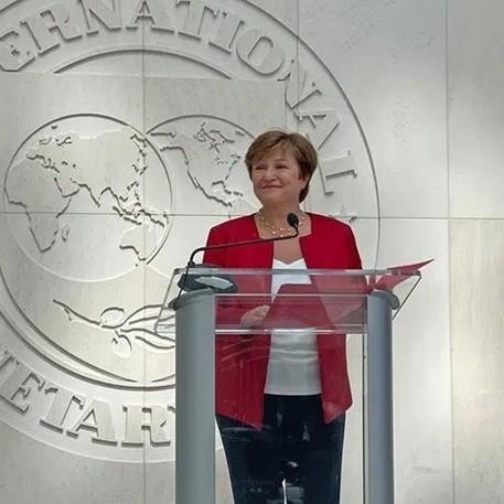 Diario Frontera, Frontera Digital,  Kristalina Georgieva, FMI, Internacionales, ,FMI aprueba fondos para aliviar deuda de 25 países pobres