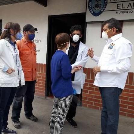 Diario Frontera, Frontera Digital,  PEAJE EL VIGÍA, Panamericana, ,En Mérida se intensifica el trabajo de evaluación  a las personas que llegan del exterior