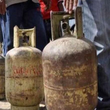 Diario Frontera, Frontera Digital,  tovar, gas, Mocoties, ,Largas colas en Tovar para compra de gas doméstico