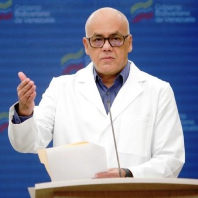 Diario Frontera, Frontera Digital,  JORGE RODRÍGUEZ, Nacionales, ,Jorge Rodríguez confirmó siete nuevos casos  y aumenta a 318 la cifra de infectados