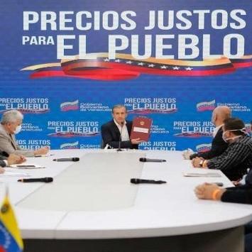 """Diario Frontera, Frontera Digital,  ACUERDO DE PRECIOS, Nacionales, ,Ejecutivo firma acuerdo de """"precios justos y solidarios""""  con el sector productivo"""