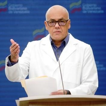 Diario Frontera, Frontera Digital,  JORGE RODRÍGUEZ, Nacionales, ,Jorge Rodríguez anuncia cuatro nuevos casos de Covid-19