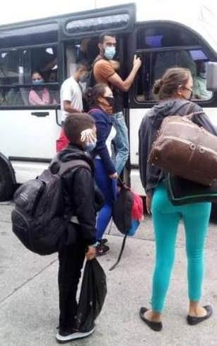 Diario Frontera, Frontera Digital,  GOBIERNO DE MÉRIDA, Regionales, ,Ramón Guevara pidió prevención del COVID-19 en transporte público