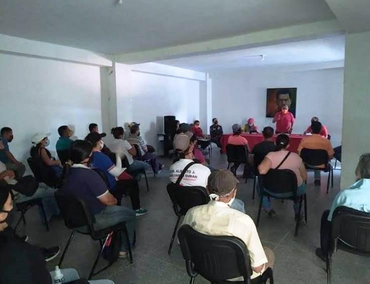 Diario Frontera, Frontera Digital,  MUNICIPIO SUCRE, Regionales, ,ODDI Sucre radicalizará  su jornadas de  prevención, patrullaje  y desinfección en cada unas comunidades de este municipio