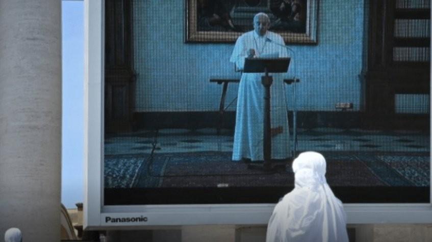 Diario Frontera, Frontera Digital,  PAPA FRANCISCO, Internacionales, ,Papa Francisco: Tras la pandemia  se deberá construir una sociedad más justa