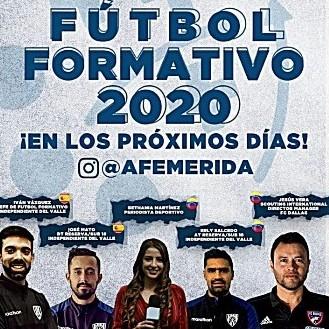 """Diario Frontera, Frontera Digital,  ASOCIACIÓN DE FÚTBOL DE MÉRIDA, Deportes, ,AFEM realiza conversatorio sobre el """"Fútbol Formativo'2020"""""""