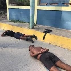 Diario Frontera, Frontera Digital,  DOS DETENIDOS EN VARGAS, Nacionales, ,Dos sujetos detenidos en Vargas con armas y municiones
