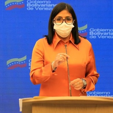 Diario Frontera, Frontera Digital,  DELCY RODRÍGUEZ, Nacionales, ,Delcy Rodríguez: Tenemos 12 nuevos casos  de coronavirus y la cifra se eleva a 414