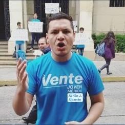 Diario Frontera, Frontera Digital,  VENTE JOVEN VENEZUELA, Politica, ,Vente Joven Mérida: «Venezuela está secuestrada y grita auxilio internacional»