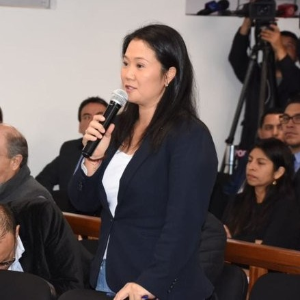 Diario Frontera, Frontera Digital,  KEIKO FUJIMORI, Internacionales, ,Keiko Fujimori en libertad  tras pagar fianza de 20.000 dólares