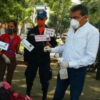 Diario Frontera, Frontera Digital,  gobierno de mérida, Panamericana, ,Corposalud instaló punto de control sanitario en Alberto Adriani