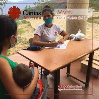 Diario Frontera, Frontera Digital,  CÁRITAS MÉRIDA, Regionales, ,Cáritas Mérida supervisó proyecto Saman en Pueblo Nuevo del Sur