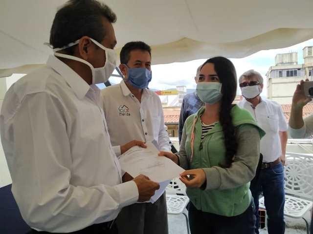 Diario Frontera, Frontera Digital,  gobierno de mérida, Regionales, ,Fonhvim entregó materiales para remodelación de viviendas en el municipio Libertado