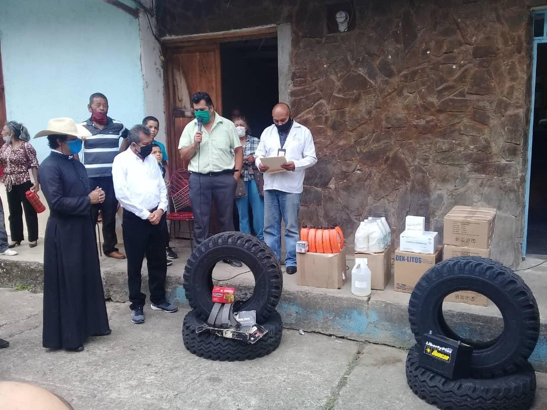 Diario Frontera, Frontera Digital,  MUCUTUTY, AMBULANCIAS, Regionales, ,Habitantes de Mucutuy contarán con activación de ambulancia