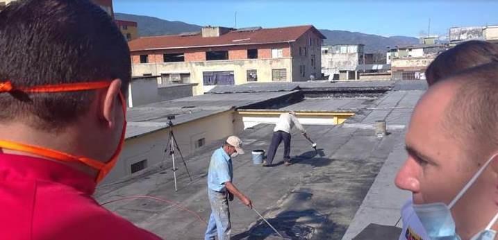Diario Frontera, Frontera Digital,  CDI EL LLANO, Regionales, ,Recuperan más de 300 metros cuadrados de manto asfáltico de CDI del Llano