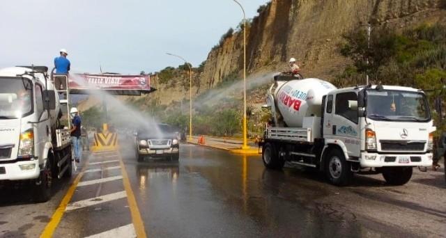 Diario Frontera, Frontera Digital,  JORNADA DE DESINFECCIÓN, Regionales, ,Décima jornada de desinfección se hizo en Las González