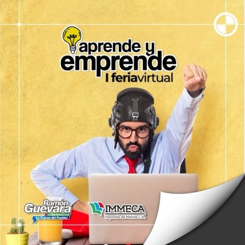 """Diario Frontera, Frontera Digital,  Feria Virtual """"Aprende y Emprende"""", Regionales, ,Immeca impulsa la I Feria Virtual """"Aprende y Emprende"""""""