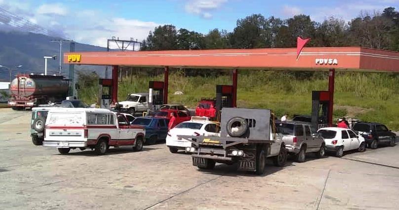 Diario Frontera, Frontera Digital,  TRANSPORTE PRIVADO, COMBUSTIBLE, MÉRIDA, Regionales, ,Incorporación de privados en el traslado de combustible  acabará con las colas en Mérida