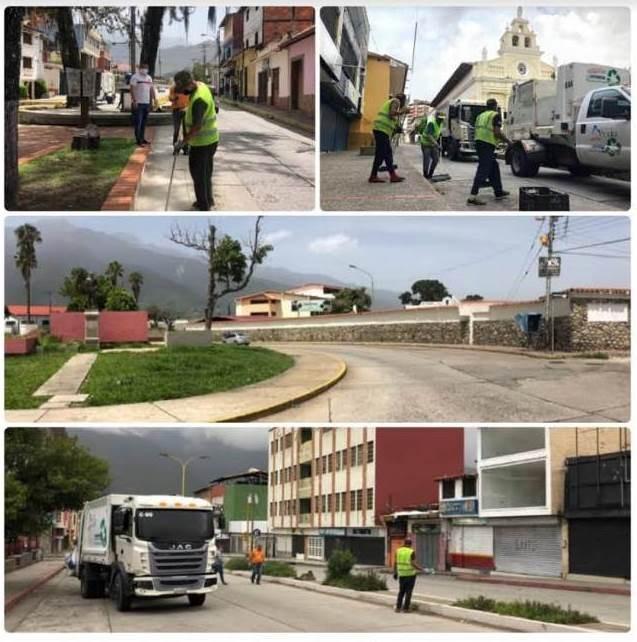 Diario Frontera, Frontera Digital,  ALCALDÍA DE MÉRIDA, Regionales, ,Alcaldía de Mérida mantiene limpia la ciudad