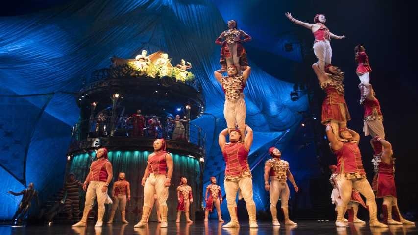 Diario Frontera, Frontera Digital,  CIRQUE DU SOLEIL, Entretenimiento, ,Cirque du Soleil se declaró en quiebra con plan de reestructuración