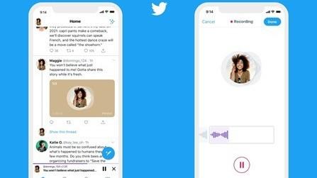 http://www.fronteradigital.com.ve/Twitter introduce los tuits de voz de hasta 140 segundos en iOS