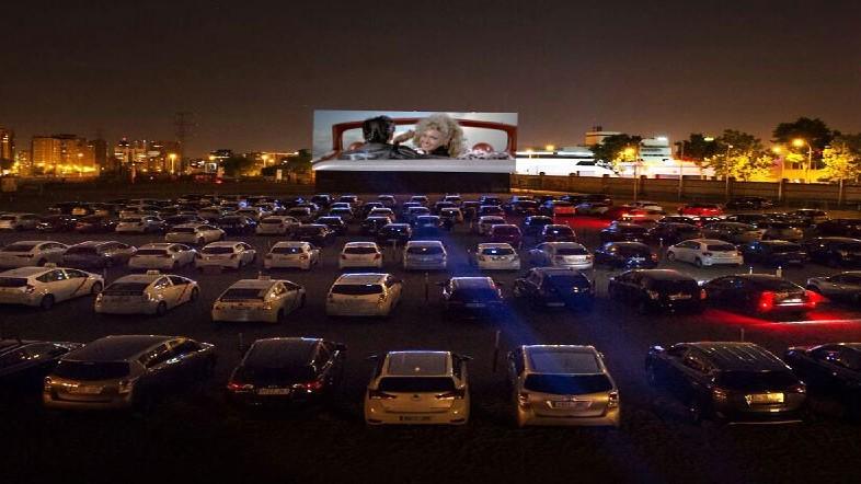 http://www.fronteradigital.com.ve/Cinex estrenará dos autocines en Caracas a principios de julio