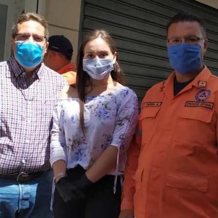 Diario Frontera, Frontera Digital,  PLAN SALUD MÉRIDA, PROTECCIÓN CIVIL, Salud, ,Plan Salud dota con lentes a 100 funcionarios de Protección Civil