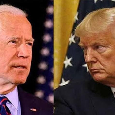 Diario Frontera, Frontera Digital,  EEUU, Internacionales, ,Joe Biden supera por 11 puntos a Trump  en nuevo sondeo electoral
