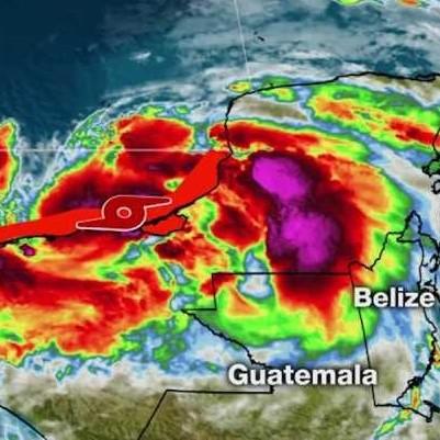 Diario Frontera, Frontera Digital,  TORMENTA CRISTÓBAL, Internacionales, ,Tormenta Cristóbal avanza en Golfo de México para tocar tierra en EEUU
