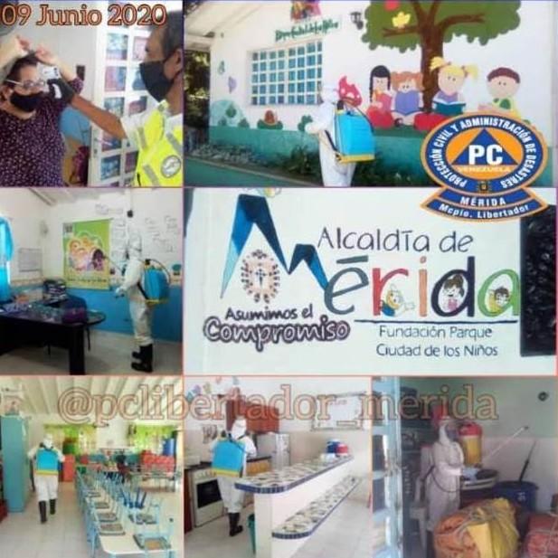 Diario Frontera, Frontera Digital,  ALCALDÍA DE MÉRIDA, Regionales, ,Lucha contra el Coronavirus es cada vez más agresiva  por parte de la municipalidad merideña