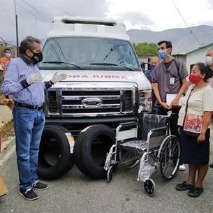 Diario Frontera, Frontera Digital,  GOBIERNO DE MÉRIDA, Regionales, ,Gobierno regional ha recuperado  vehículos de emergencia para todo el estado
