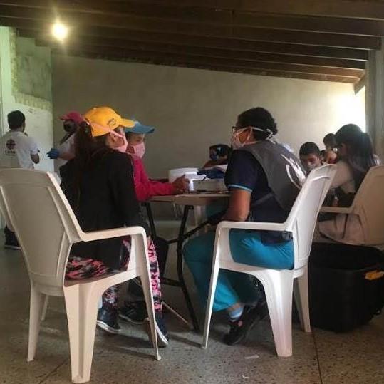 Diario Frontera, Frontera Digital,  CÁRITAS MÉRIDA, Regionales, ,Cáritas Mérida estableció nueva alianza con el Cisp