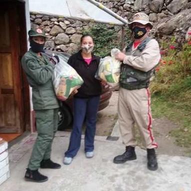 Diario Frontera, Frontera Digital,  CLAP EN MUNICIPIO RANGEL, Páramo, ,19.3 toneladas de alimentos se distribuyeron a 6 CLAP de Rangel