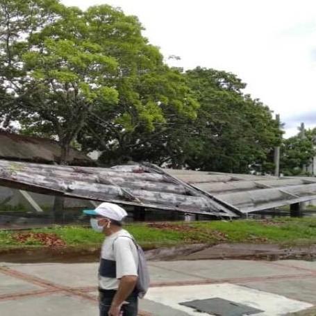 Diario Frontera, Frontera Digital,  UCV, Nacionales, ,UCV evalúa daños a infraestructura caída este miércoles
