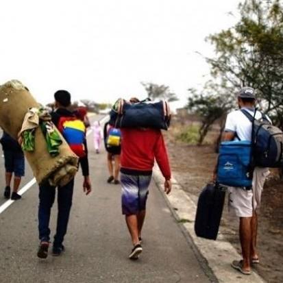 Diario Frontera, Frontera Digital,  ACNUR, Internacionales, ,Acnur: Venezuela es el segundo país del mundo  con mayor número de desplazados #20Jun