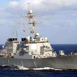 Diario Frontera, Frontera Digital,  EE.UU., Internacionales, ,Buque de guerra de EEUU navegó aguas venezolanas, dice Southcom