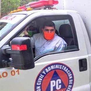 Diario Frontera, Frontera Digital,  AMBULANCIA EL ANÍS, Regionales, ,Jehyson Guzmán recuperó ambulancia para puesto de control de El Anís