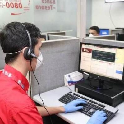 Diario Frontera, Frontera Digital,  BANCO DEL TESORO, Nacionales, ,Centro de Llamadas del Banco del Tesoro  ha atendido más de 51 mil casos durante cuarentena
