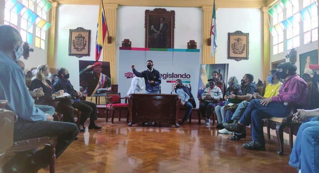 Diario Frontera, Frontera Digital,  CLEBM, Regionales, ,Mesa para protección de trabajadores del IAHULA  arroja pliego de nueve acuerdos