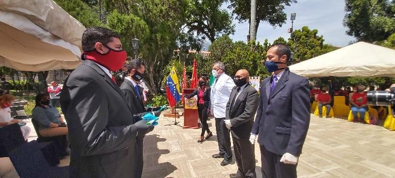 Diario Frontera, Frontera Digital,  actos 05 dfe julio, Regionales, ,Jehyson Guzmán: Nosotros no somos ni seremos  el apéndice de un imperio