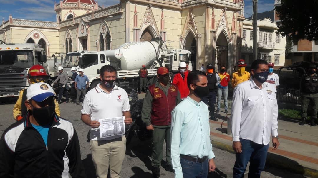 Diario Frontera, Frontera Digital,  CLEBM, Regionales, ,CLEBM participó en décima tercera jornada  de desinfección en Parroquia El Llano