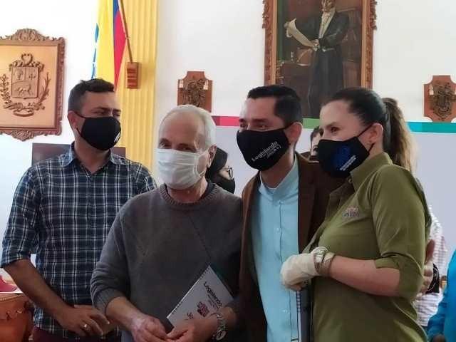 Diario Frontera, Frontera Digital,  CLEBM, Regionales, ,Trabajo de comunicadores  merideños fue reconocido por Jesús Araque
