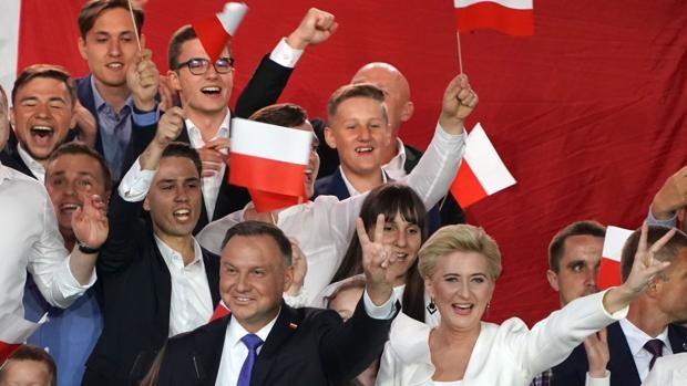 Diario Frontera, Frontera Digital,  ELECCIONES EN POLONIA, Internacionales, ,El ultraconservador Andrzej Duda  gana las elecciones en Polonia por la mínima