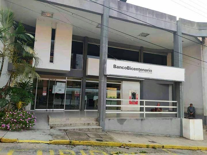 Diario Frontera, Frontera Digital,  BANCO BICENTENARIO EN TOVAR, CIERRE TÉCNICO, Mocoties, ,B. BICENTENARIO EN TOVAR,CIERRE TÉCNICO DESDE FEBRERO  AGENCIA BICENTENARIO EN TOVAR